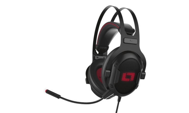 Lioncast LX60 USB RGB Gaming Headset