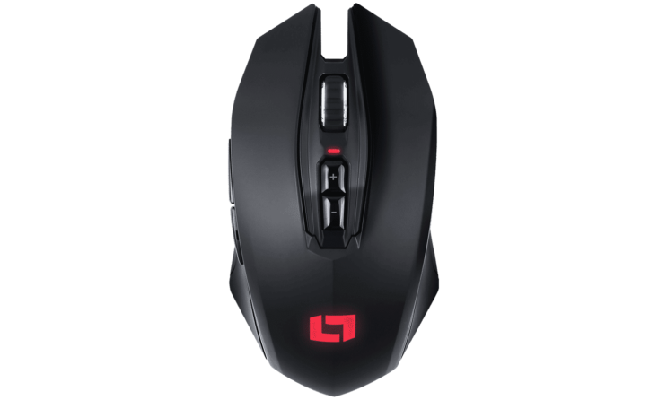 Lioncast LM40 WL Wireless Gaming Maus