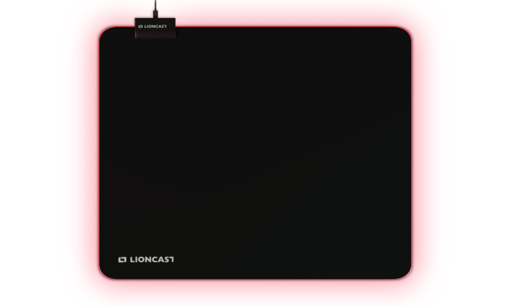 Lioncast Glow RGB Gaming Mousepad