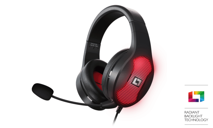 Lioncast LX30 RGB Gaming Headset