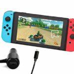 Lioncast Kfz Ladekabel für die Nintendo Switch / Switch Lite