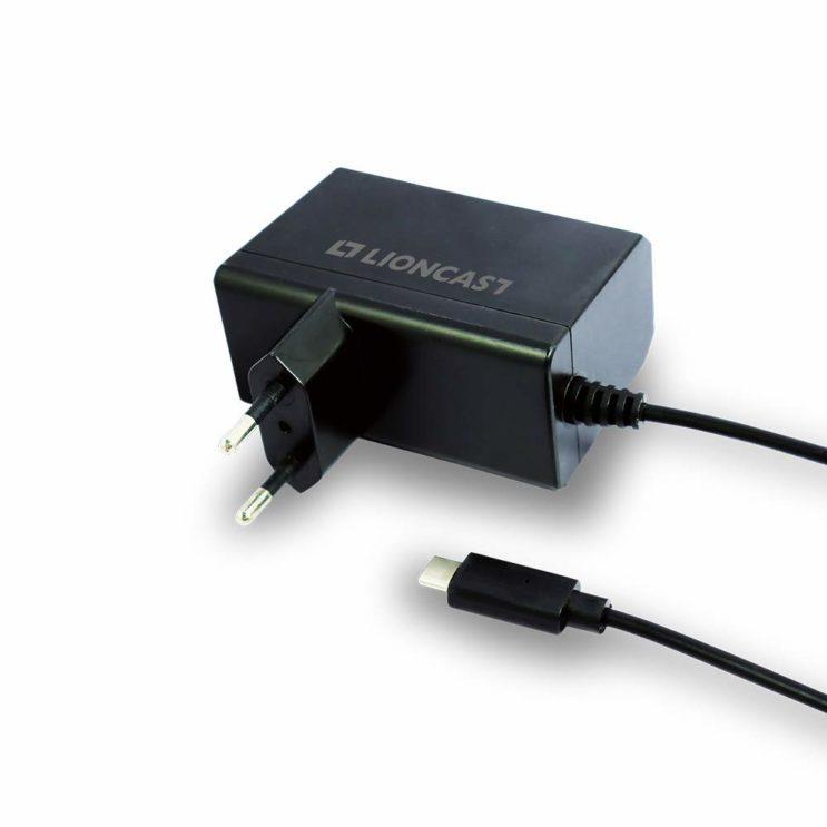 Lioncast Netzteil für Nintendo Switch