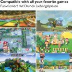 Lioncast Grip Ladestation für Nintendo Switch Controller