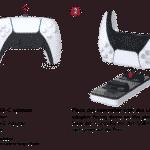 Lioncast PS5 Controller Charger Lite