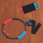 Lioncast Grips + Strap for RingFit