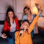 Lioncast Mikrofon für Karaoke (2er Set)