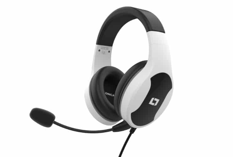 Lioncast LX20 Gaming Headset [Version 2021] in weiß