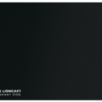 Lioncast Esport One Black Edition Gaming Mauspad