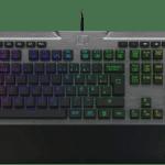 Lioncast LK300 PRO RGB Gaming Tastatur